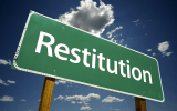 Restitution law