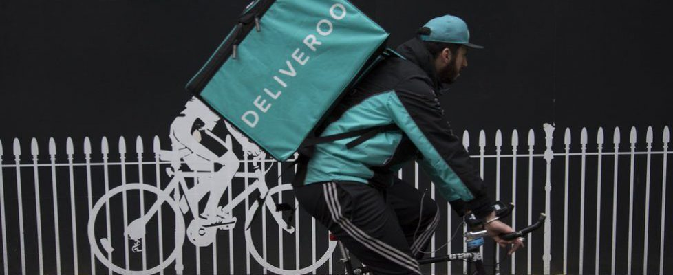 Deliveroo and Uber workers rights