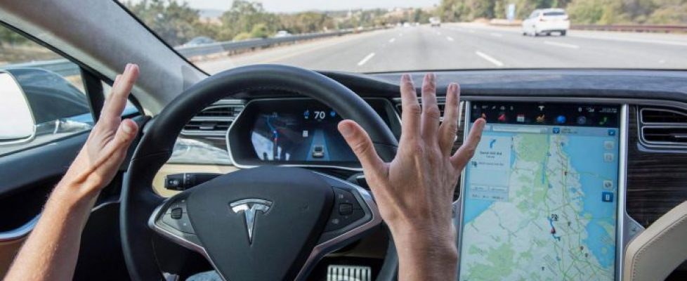 What are self driving cars and are they legal in the UK?