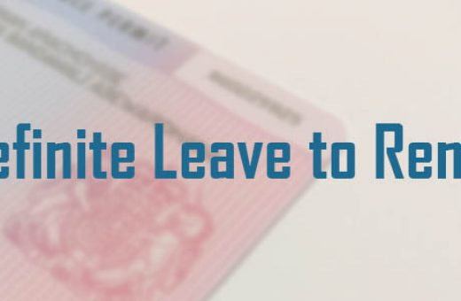 Indefinte Leave To Remain